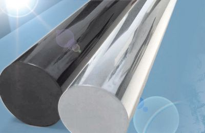 Piston rod coating