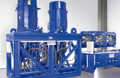 Hydraulic Power Units and Complete Hydraulic Systems